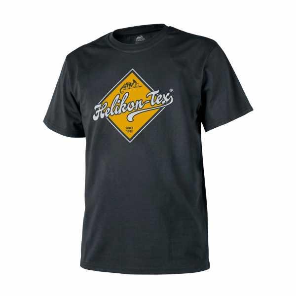 Helikon Tex T-Shirt (Helikon Tex Road Sign) schwarz