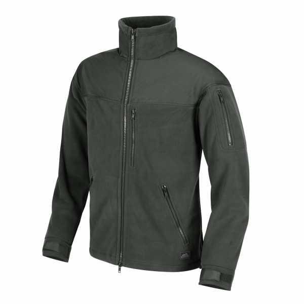 Helikon-Tex Classic Army Fleece Jacke shadow grau
