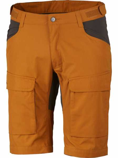 Lundhags Authentic II Ms Shorts dunkles gold/grün