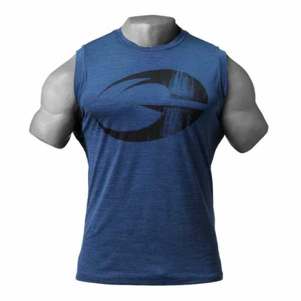 GASP OPS Edition Tank Top blue