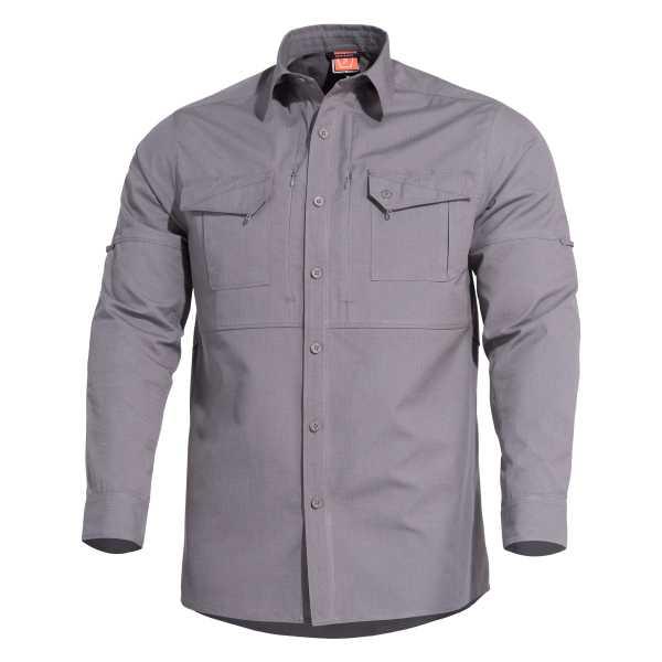 Pentagon Plato Shirt wolf grau