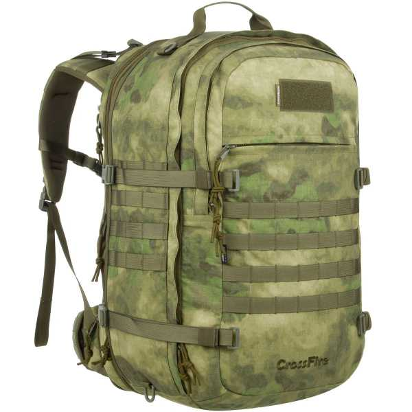 Wisport Crossfire 45-65l Rucksack A-Tacs FG
