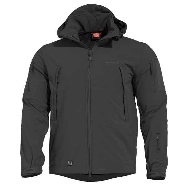Pentagon Artaxes Softshell Jacke schwarz