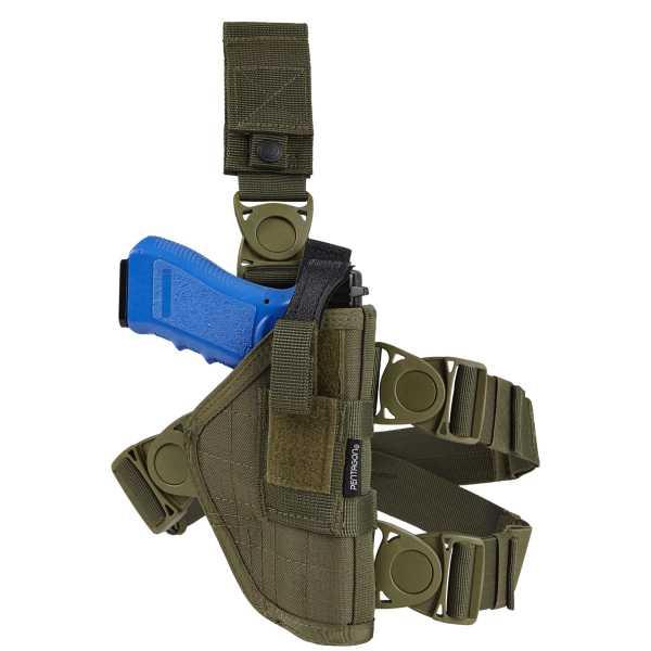 Pentagon Mamba Gun Holster oliv