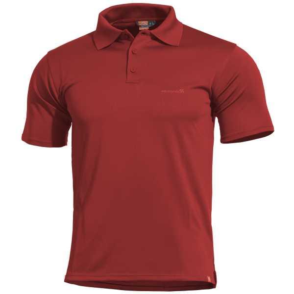 Pentagon Anassa Polo Shirt rot