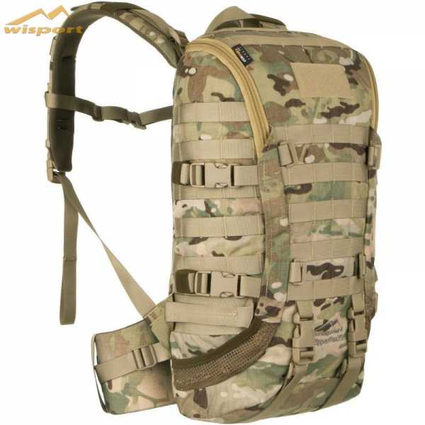 Wisport Zipper Fox 25l Rucksack US multicam