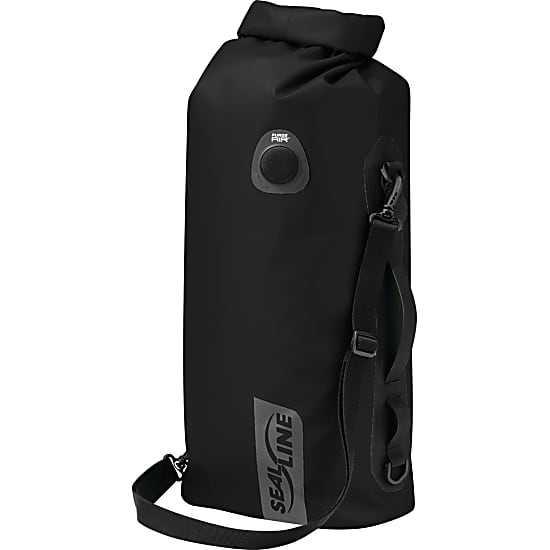 SealLine Discovery 10l Deck Dry Bag schwarz
