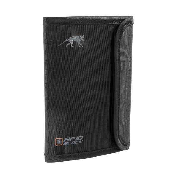 Tasmanian Tiger TT Passport Safe RFID B schwarz