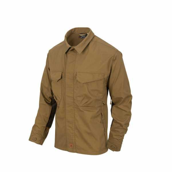 Helikon Tex Woodsman Shirt coyote / taiga grün
