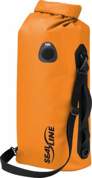 SealLine Discovery 20l Deck Dry Bag orange
