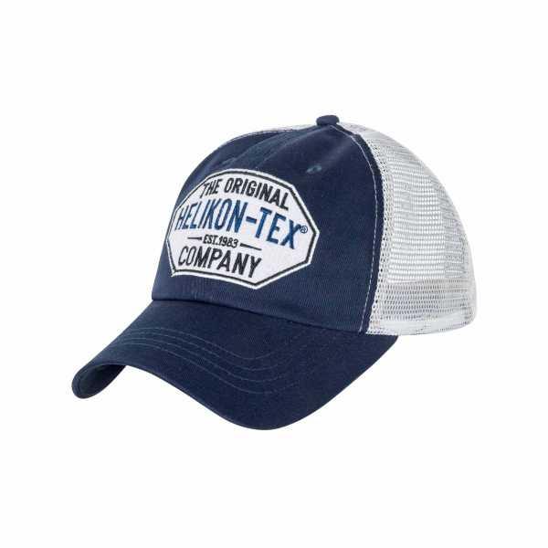 Helikon-Tex Trucker Logo Cap blau-weiß