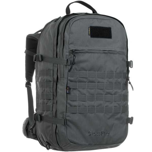 Wisport Crossfire 45-65l Rucksack graphit