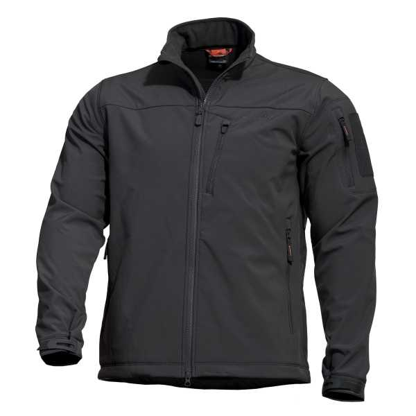Pentagon Reiner 2.0 Softshell Jacke schwarz