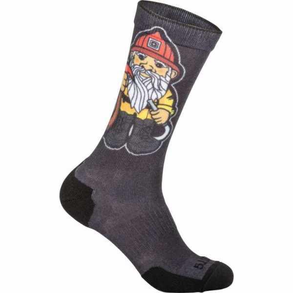 Socken Feuer Gnome