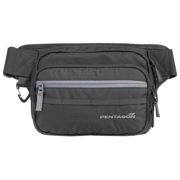 Pentagon Runner Hüfttasche schwarz