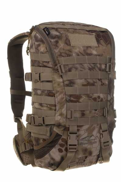 Wisport Zipper Fox 25l Rucksack kryptek highlander