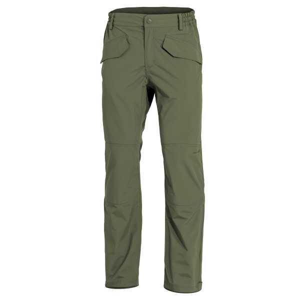 Pentagon Ydor Regenhose camo grün