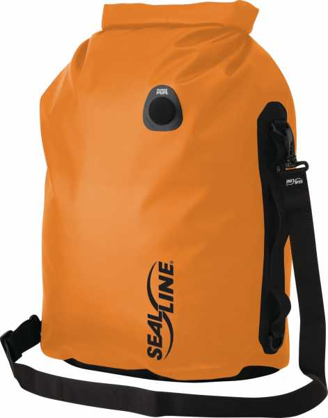 SealLine Discovery 50l Deck Dry Bag orange
