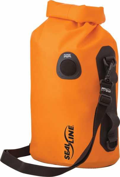 SealLine Discovery 10l Deck Dry Bag orange