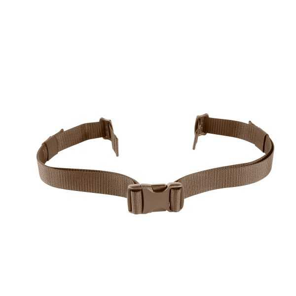 Tasmanian Tiger TT Hip Belt 25mm coyote-braun