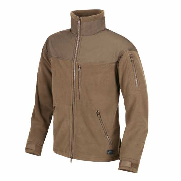 Helikon-Tex Classic Army Fleece Jacke coyote